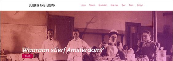 New (Dutch) project website launced